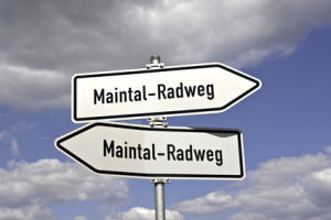 Maintal-Radweg